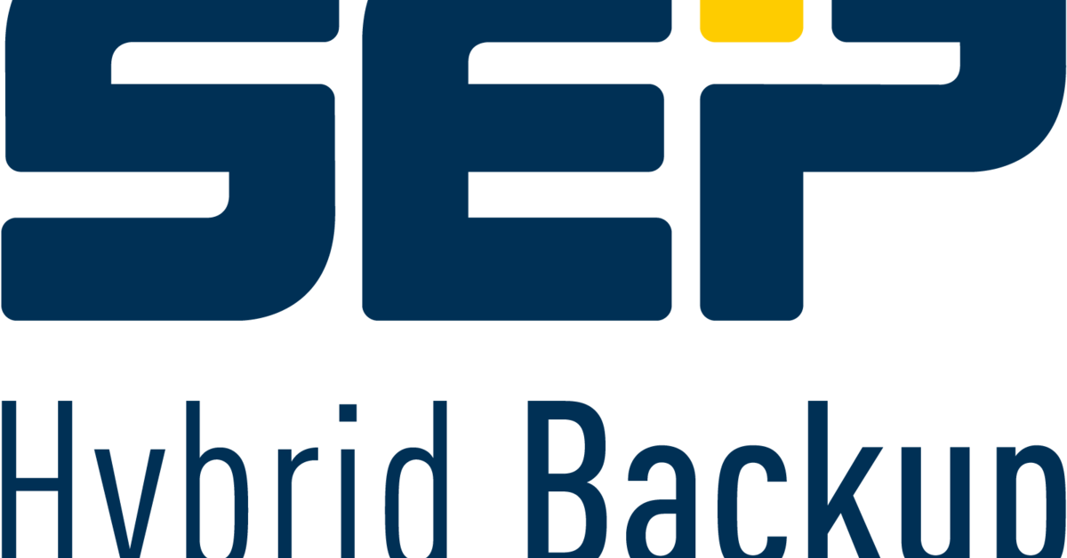 SEP sesam Hybrid Backup and Disaster Recovery